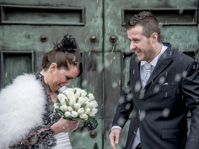Il matrimonio di Elsa e Luca a Desio, Monza e Brianza 33