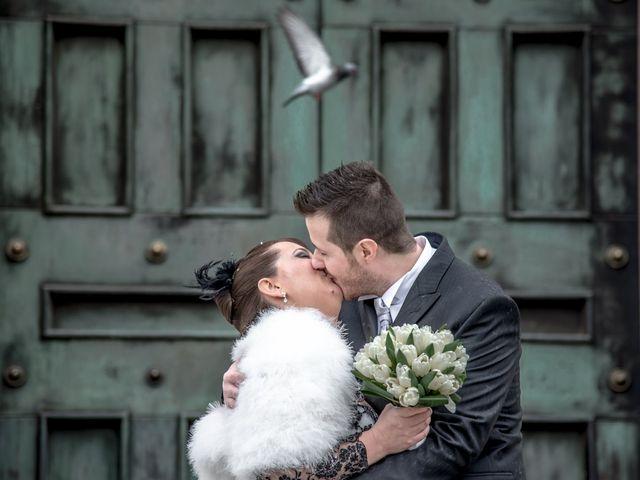 Il matrimonio di Elsa e Luca a Desio, Monza e Brianza 36