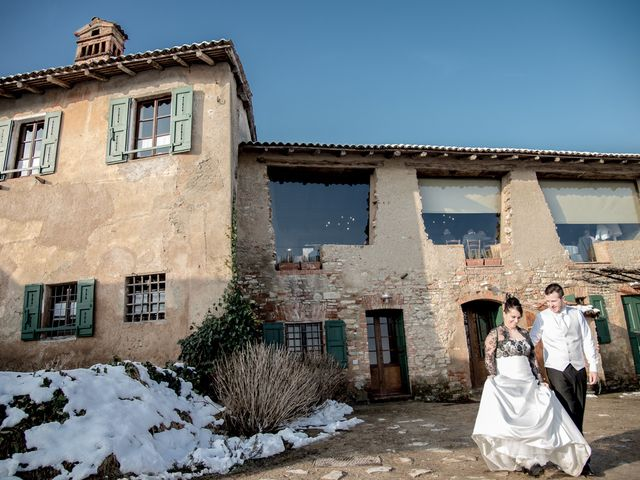Il matrimonio di Elsa e Luca a Desio, Monza e Brianza 65