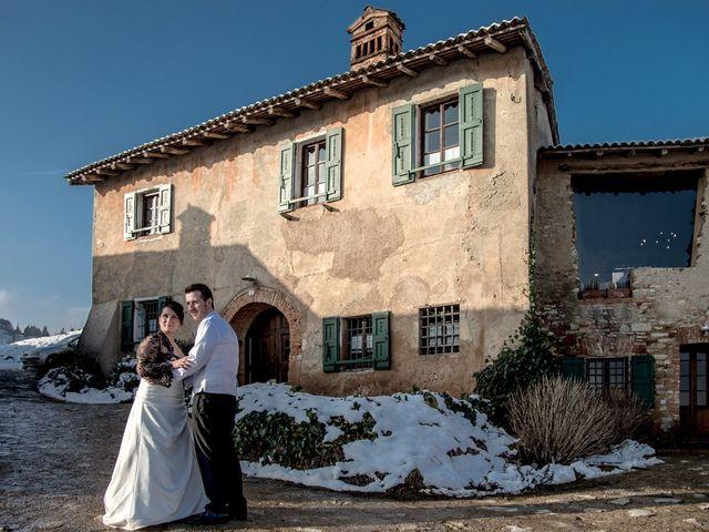 Il matrimonio di Elsa e Luca a Desio, Monza e Brianza 66
