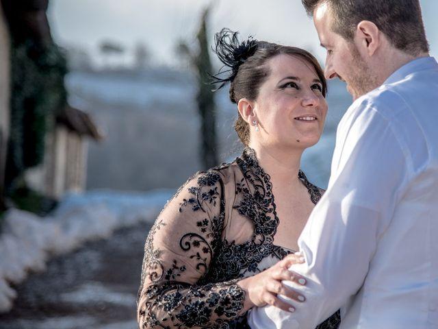 Il matrimonio di Elsa e Luca a Desio, Monza e Brianza 67