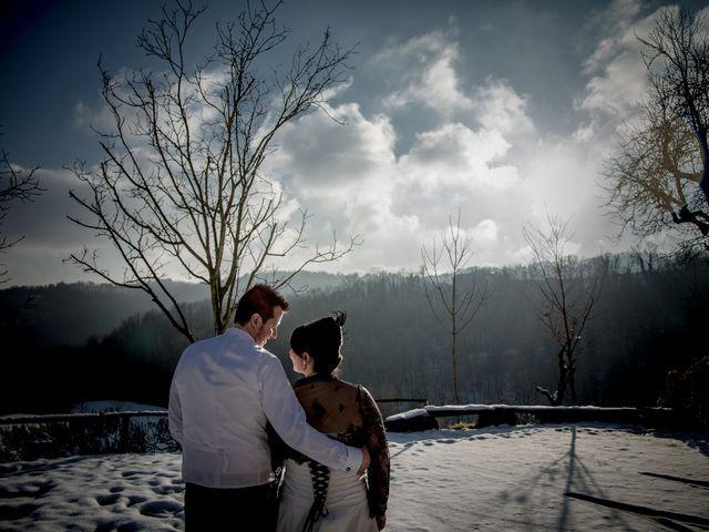 Il matrimonio di Elsa e Luca a Desio, Monza e Brianza 71