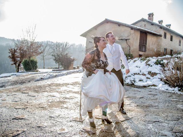 Il matrimonio di Elsa e Luca a Desio, Monza e Brianza 77