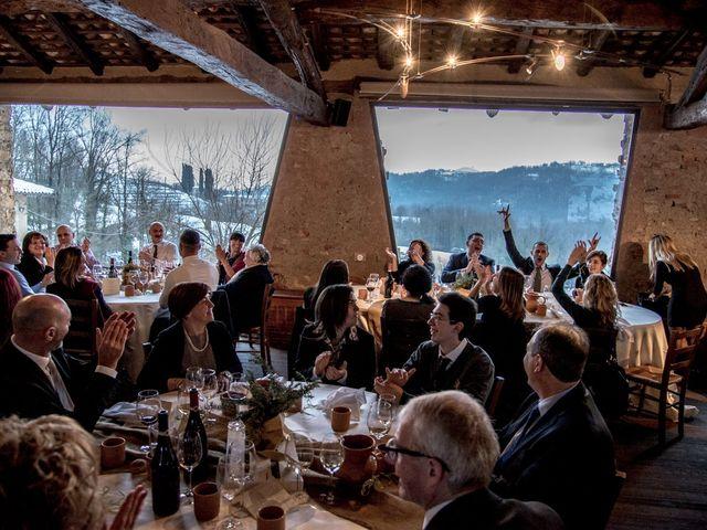 Il matrimonio di Elsa e Luca a Desio, Monza e Brianza 81