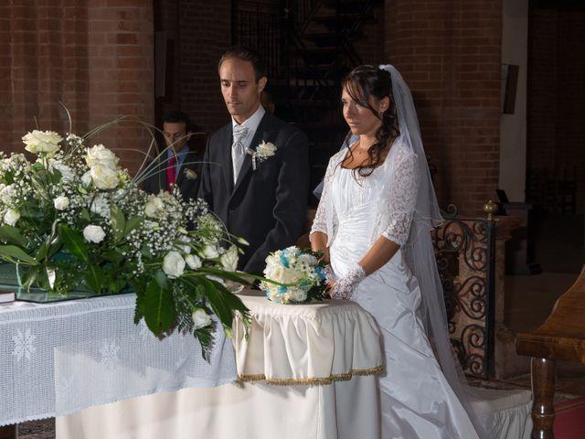 Il matrimonio di Letizia  e Fausto  a Alseno, Piacenza 1