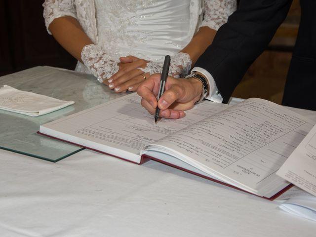 Il matrimonio di Letizia  e Fausto  a Alseno, Piacenza 5