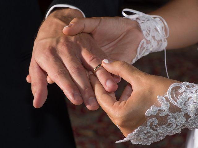 Il matrimonio di Letizia  e Fausto  a Alseno, Piacenza 9