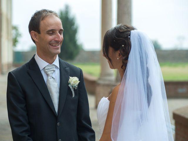 Il matrimonio di Letizia  e Fausto  a Alseno, Piacenza 11