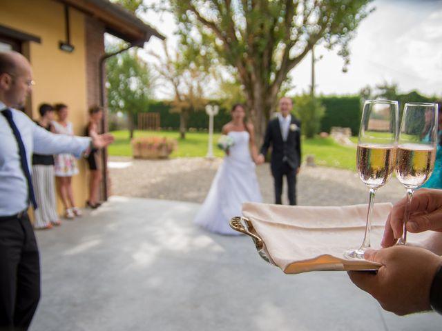Il matrimonio di Letizia  e Fausto  a Alseno, Piacenza 13