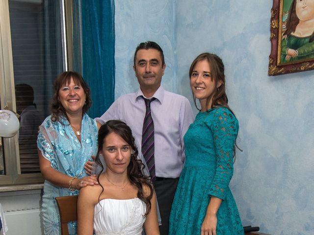 Il matrimonio di Letizia  e Fausto  a Alseno, Piacenza 15