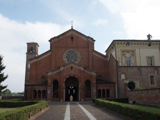 Il matrimonio di Letizia  e Fausto  a Alseno, Piacenza 18