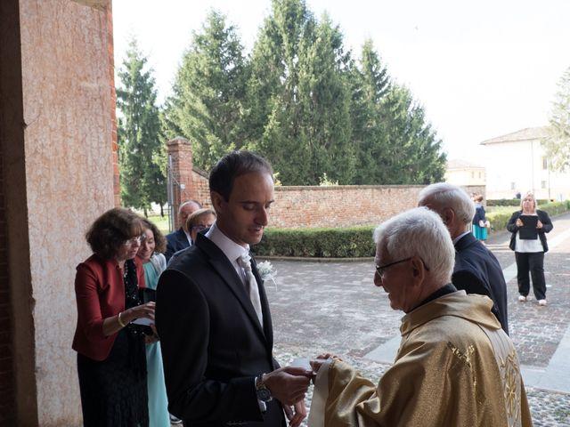 Il matrimonio di Letizia  e Fausto  a Alseno, Piacenza 19