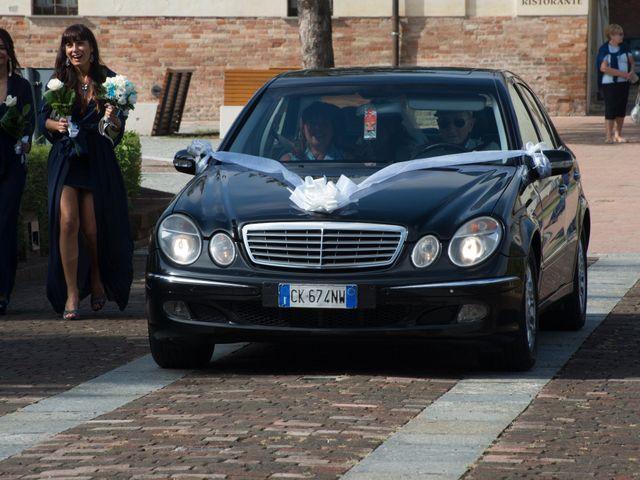 Il matrimonio di Letizia  e Fausto  a Alseno, Piacenza 20