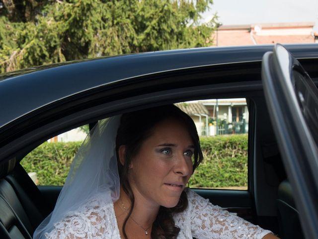 Il matrimonio di Letizia  e Fausto  a Alseno, Piacenza 21