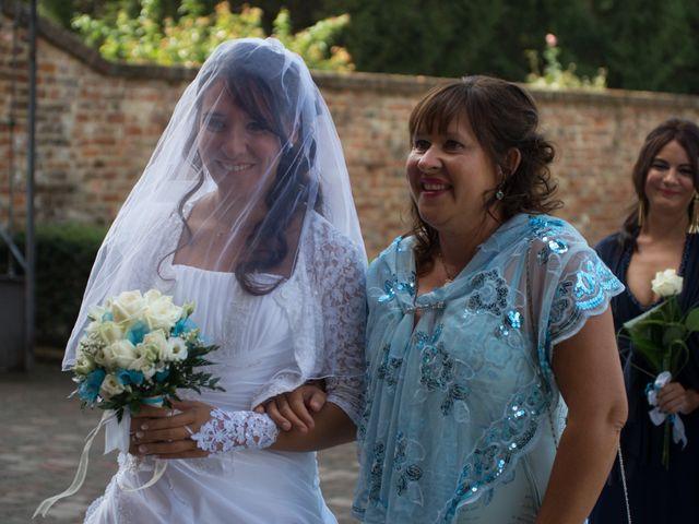 Il matrimonio di Letizia  e Fausto  a Alseno, Piacenza 22