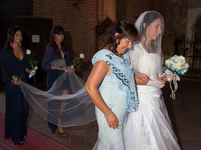 Il matrimonio di Letizia  e Fausto  a Alseno, Piacenza 23