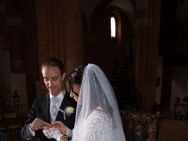 Il matrimonio di Letizia  e Fausto  a Alseno, Piacenza 24