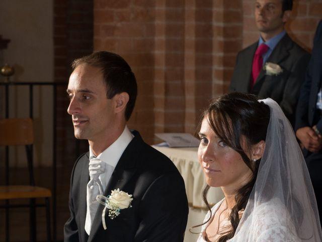 Il matrimonio di Letizia  e Fausto  a Alseno, Piacenza 25