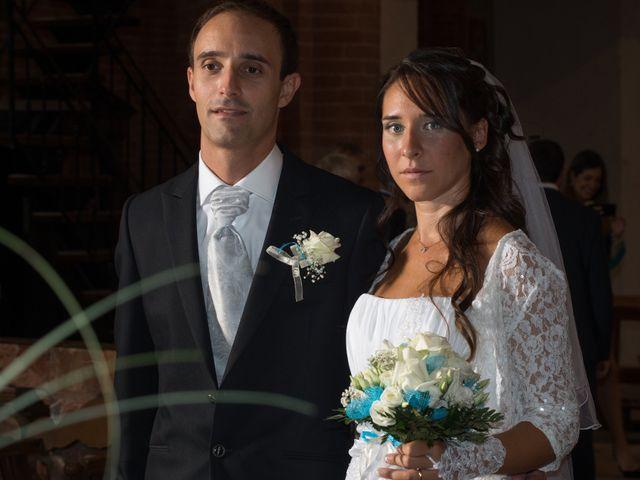 Il matrimonio di Letizia  e Fausto  a Alseno, Piacenza 28