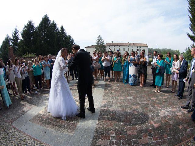 Il matrimonio di Letizia  e Fausto  a Alseno, Piacenza 30
