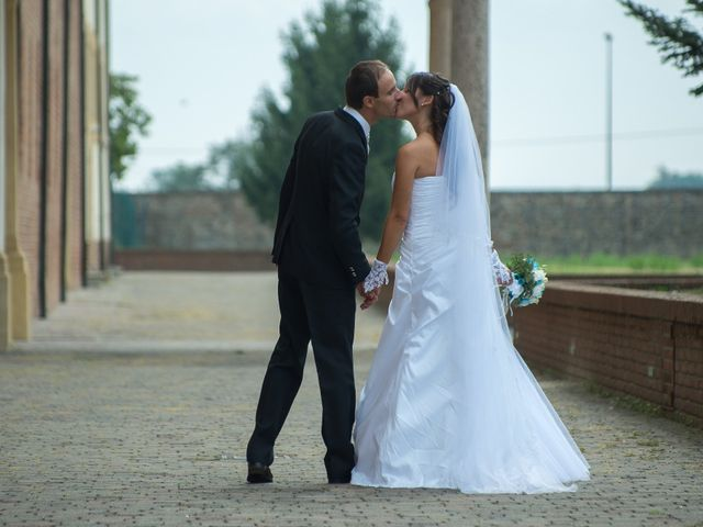 Il matrimonio di Letizia  e Fausto  a Alseno, Piacenza 33