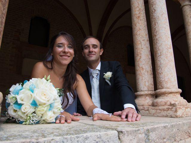 Il matrimonio di Letizia  e Fausto  a Alseno, Piacenza 34