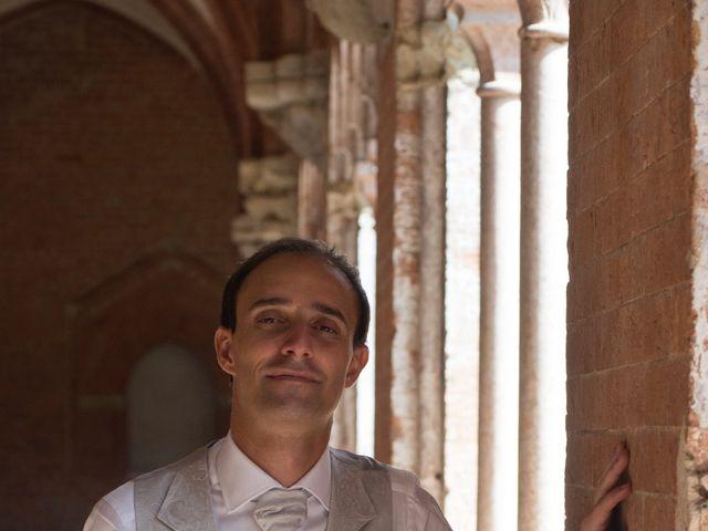 Il matrimonio di Letizia  e Fausto  a Alseno, Piacenza 36