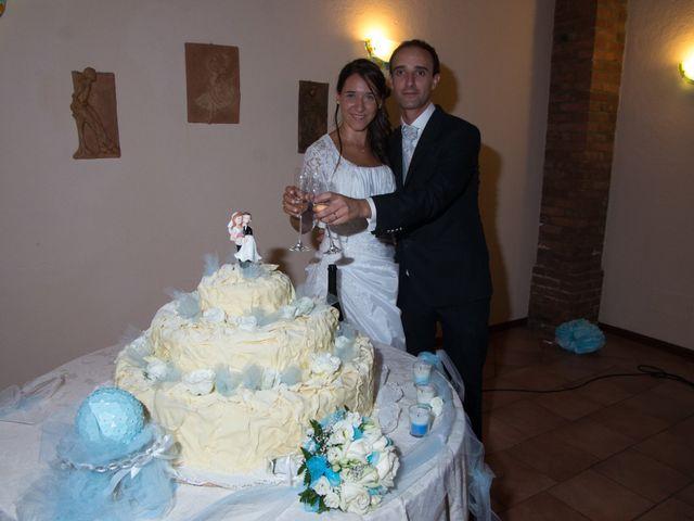 Il matrimonio di Letizia  e Fausto  a Alseno, Piacenza 39