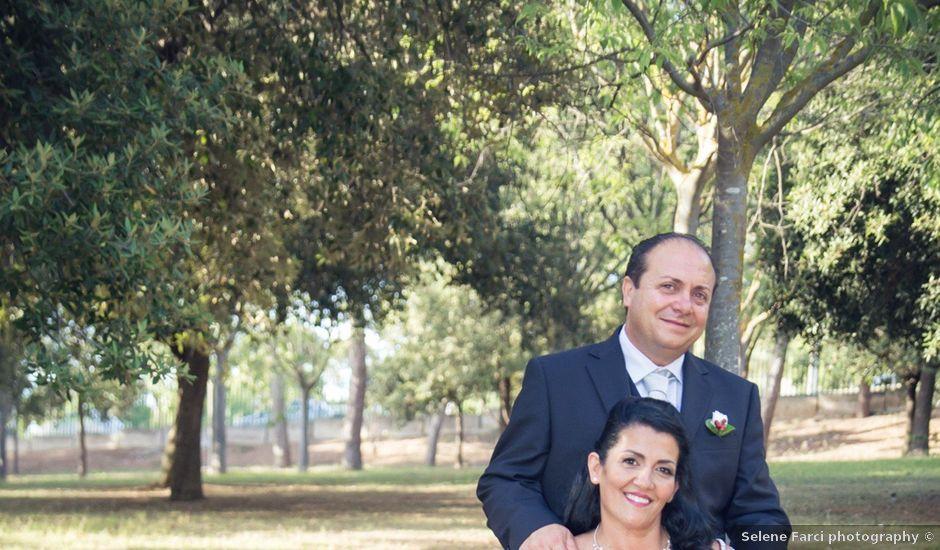Il matrimonio di Gianluigi e Maria Rita a Quartu Sant'Elena, Cagliari