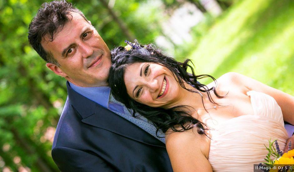 Il matrimonio di Mario e Margherita a Villafranca d'Asti, Asti