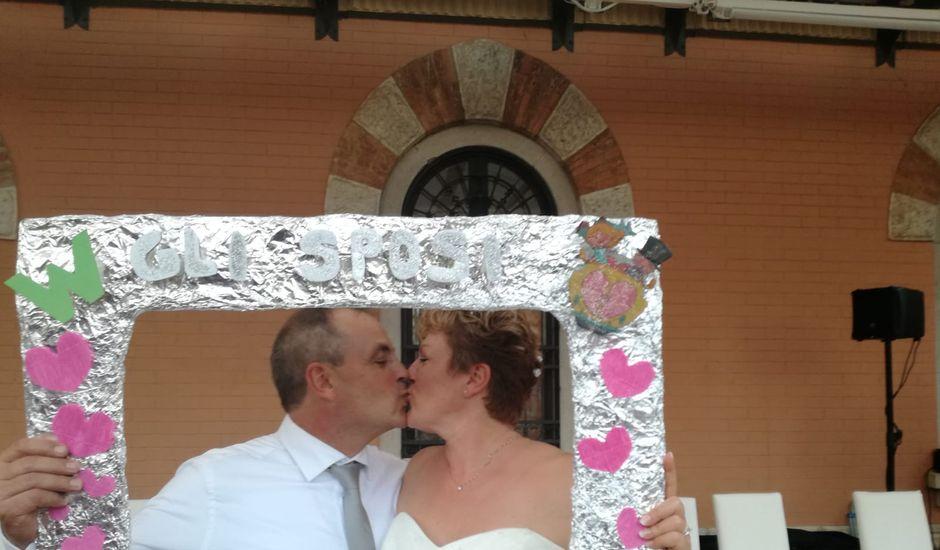 Il matrimonio di Ivo e Dorilena a Gonars, Udine