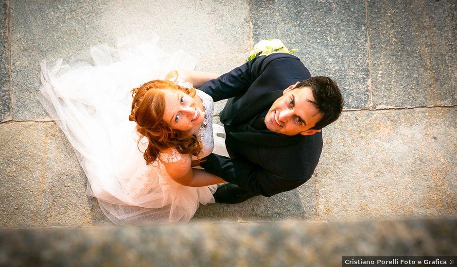 Il matrimonio di Enrico e Martina a Canale, Cuneo