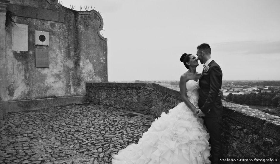 Il matrimonio di Marco e Adriana a Monselice, Padova