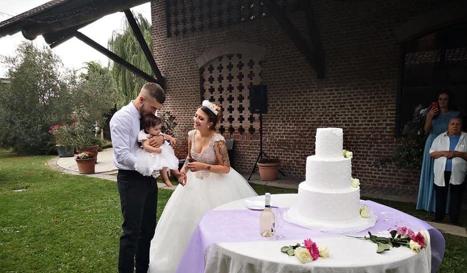 Il matrimonio di Mattia  e Silvana  a Spessa, Pavia