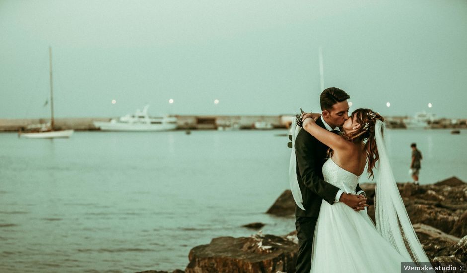 Il matrimonio di Domenico e Valentina a Otranto, Lecce