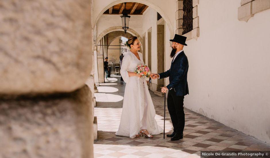 Il matrimonio di Claudio e Rosella a Conegliano, Treviso