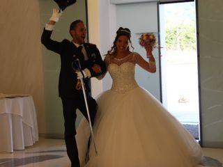 Le nozze di Teresa e Alfonso