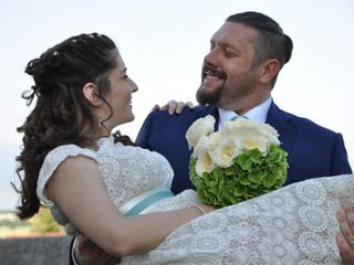 Le nozze di Corrado e Maria