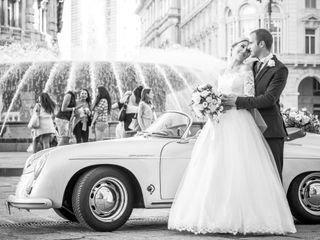 Le nozze di Viktoriya e Federico