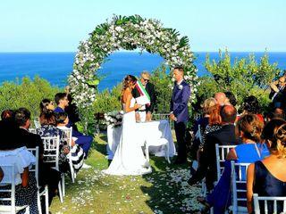 Le nozze di Ilaria e Giovanni 2