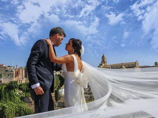 Le nozze di Antonio e Rossella