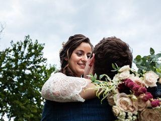 Le nozze di Elena e James