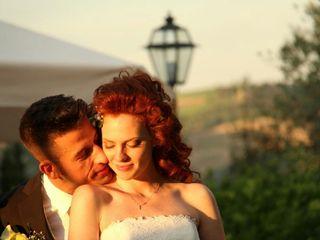 Le nozze di Giulia Picchi e Gianluca Polichetti