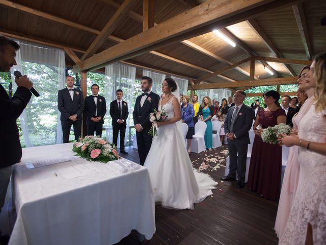 Il matrimonio di Giovanni e Lona a Udine, Udine 12