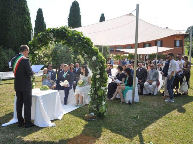 Il matrimonio di Maria e Corrado a Polpenazze del Garda, Brescia 1