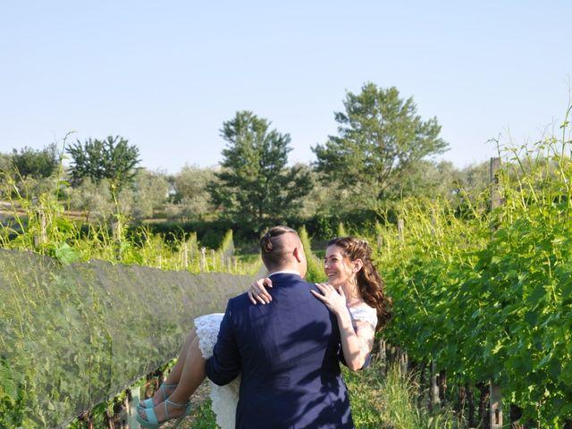 Il matrimonio di Maria e Corrado a Polpenazze del Garda, Brescia 2