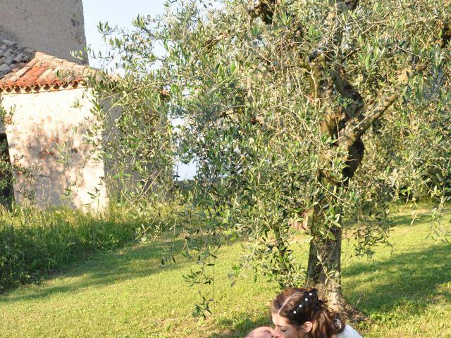 Il matrimonio di Maria e Corrado a Polpenazze del Garda, Brescia 3
