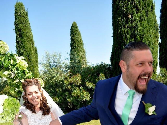 Il matrimonio di Maria e Corrado a Polpenazze del Garda, Brescia 4