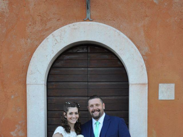 Il matrimonio di Maria e Corrado a Polpenazze del Garda, Brescia 9