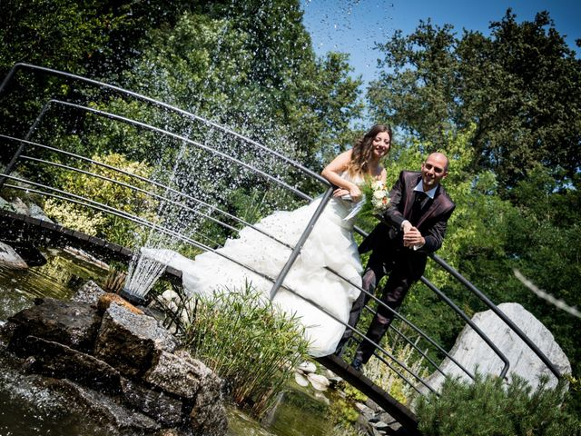 Le nozze di Ilaria e Maurizio